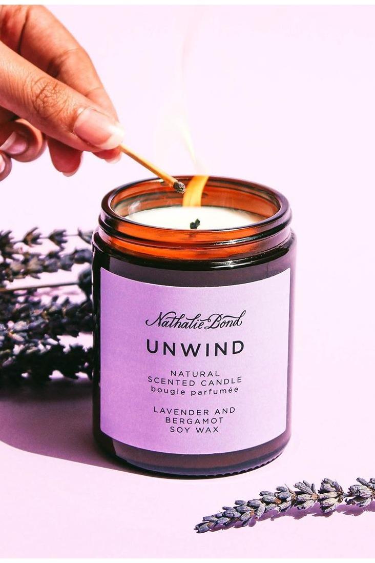 Soy Candle - Unwind