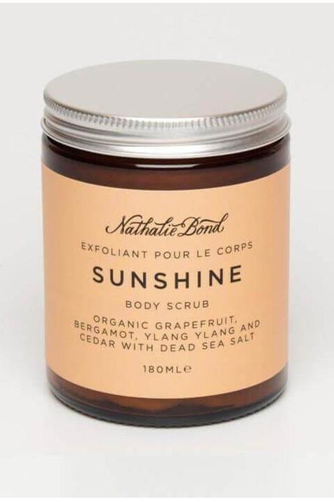 Body Scrub - Sunshine
