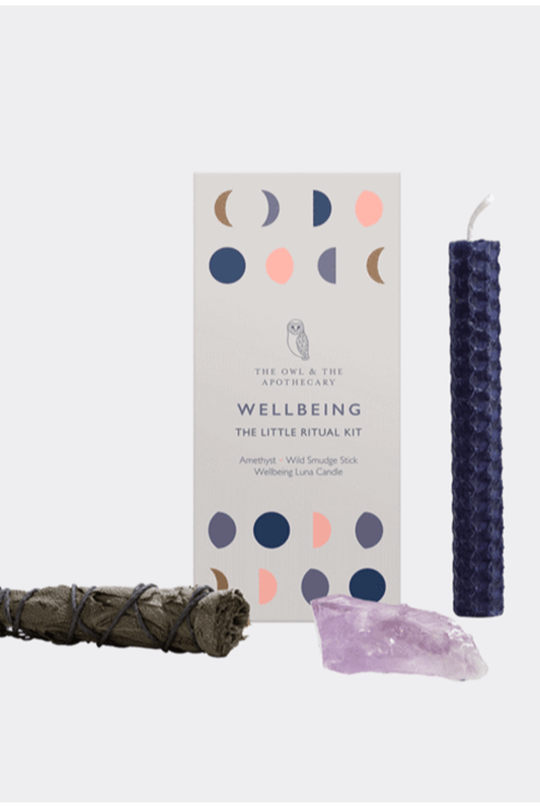 Wellbeing - The Little Ritual Kit