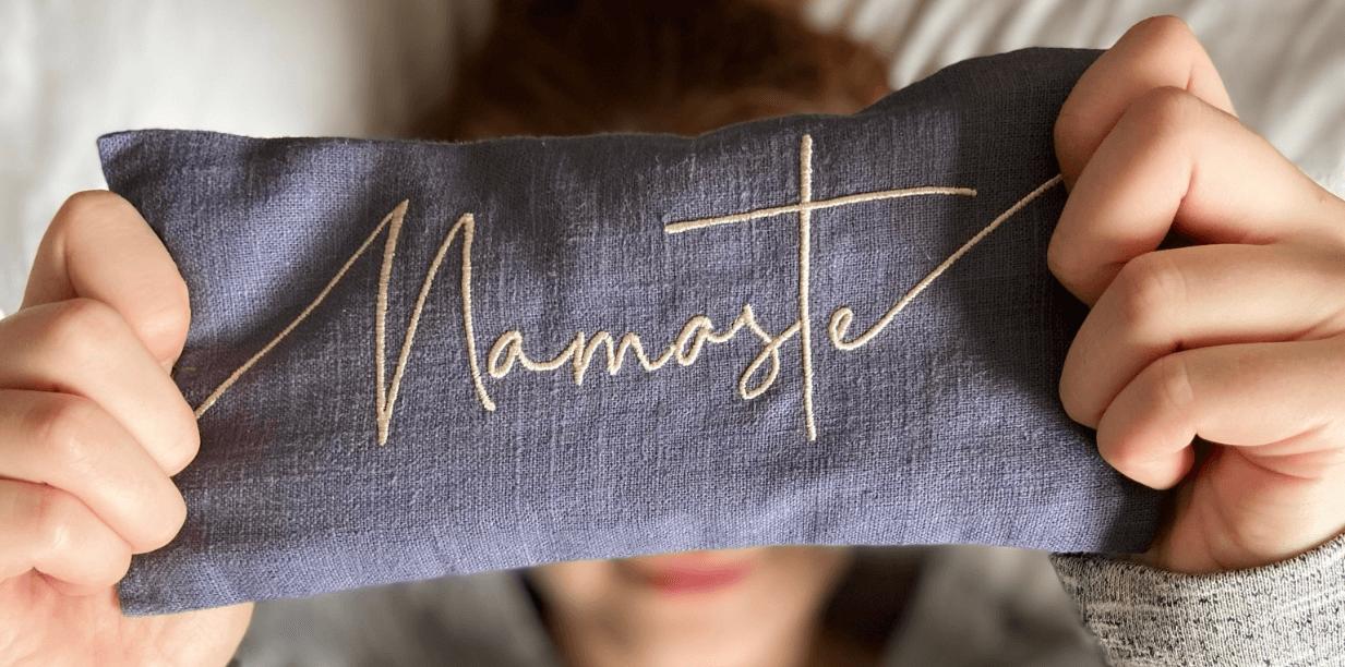 Namaste Lavender Eye Pillow