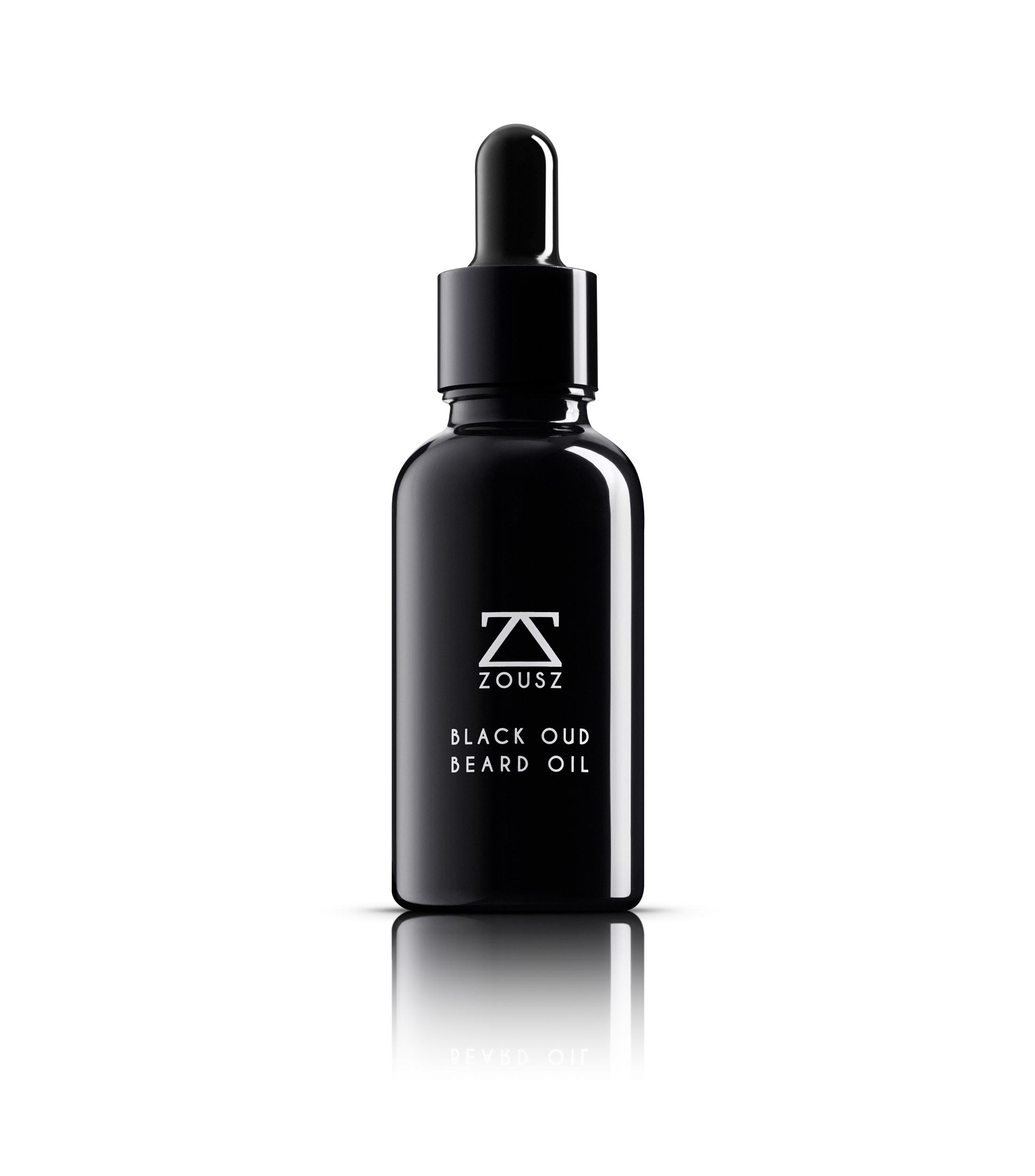 Black Oud Luxury Beard Oil 30mL