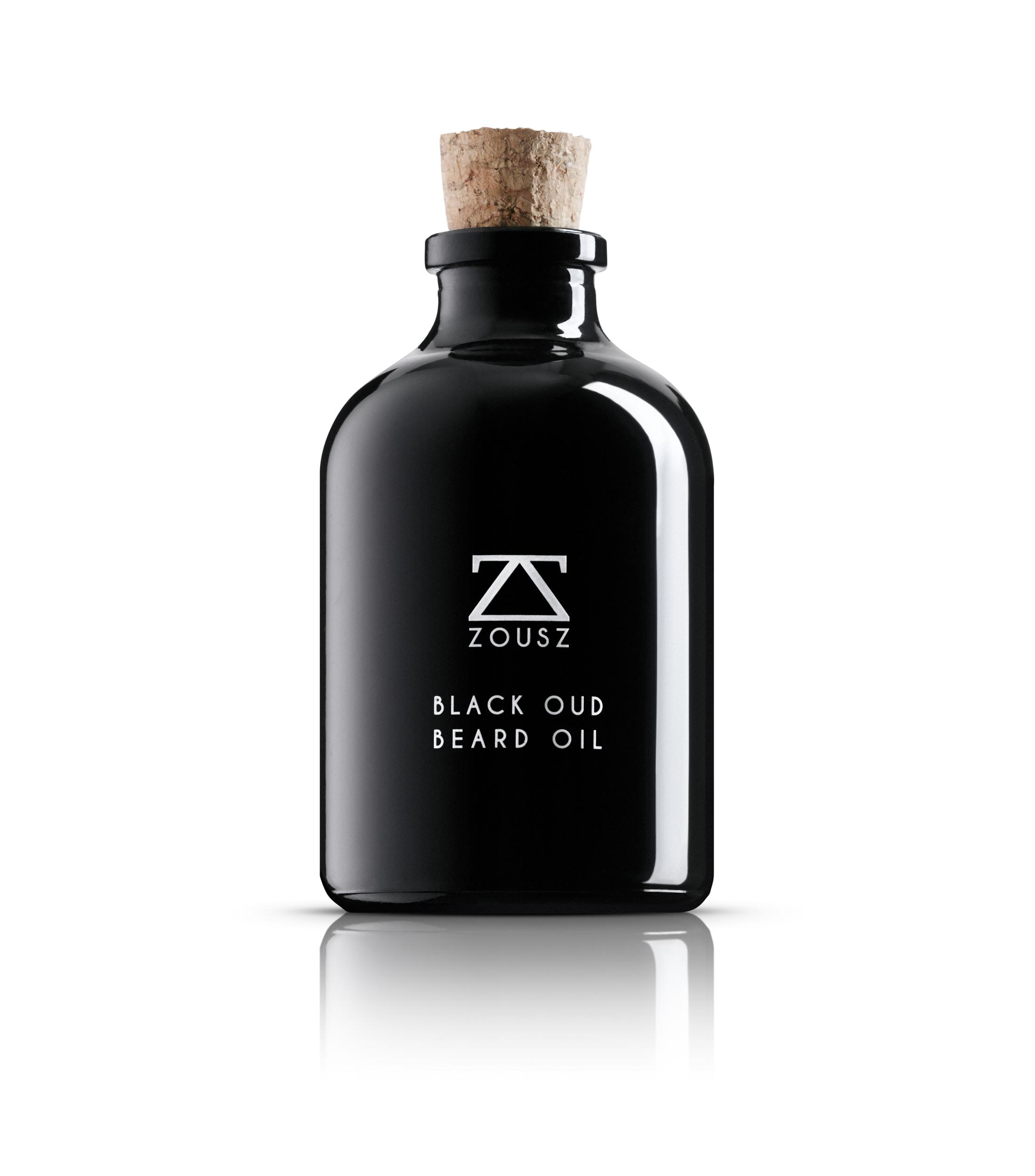 Black Oud Luxury Beard Oil 50mL